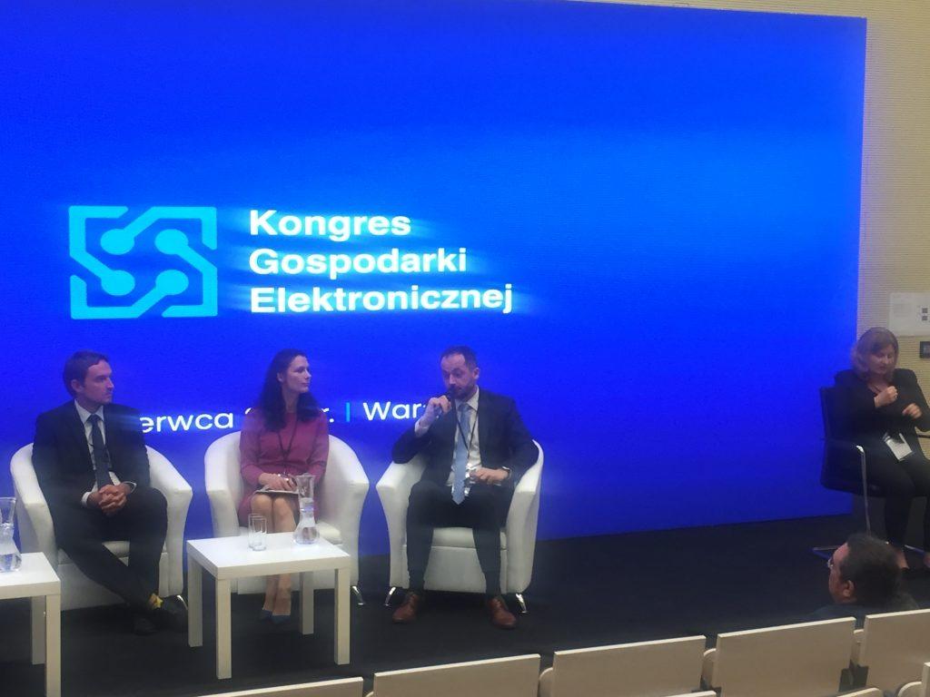 Krzysztof Kotyniewicz PZG_Kongres Gospodarki Elektronicznej